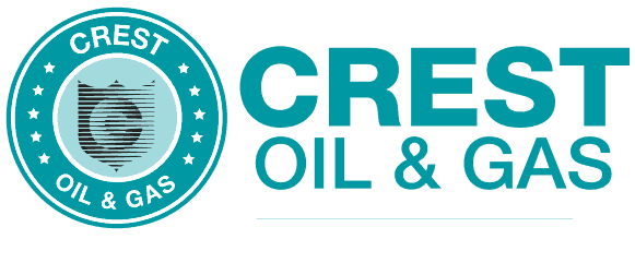 crest oil and gas logo